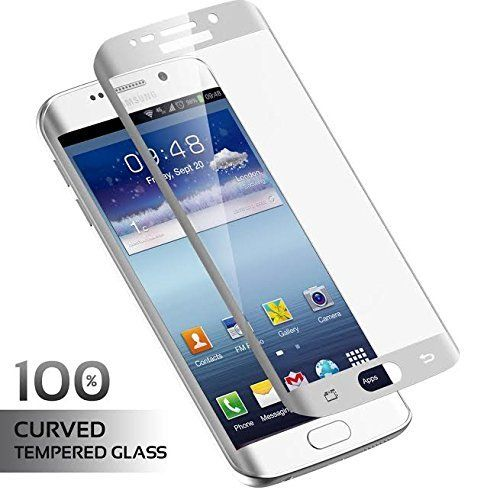 DN-TECHNOLOGY® Silver - Galaxy S7 Edge Tempered Glass Screen Protector,100% Curved 3D Premium Tempered Glass Screen Protector For Samsung Galaxy S7 Edge D & N http://www.amazon.co.uk/dp/B01ALWW4KU/ref=cm_sw_r_pi_dp_Clc0wb1ZNJVXD