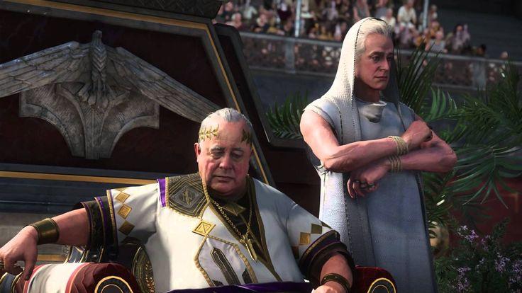 [40] Ryse: Son of Rome  ライズ:サン・オブ・ローマ  森の空地を防衛する  水道橋を破壊する