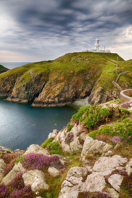 Strumble Head Lighthouse - Fishguard by Tomasz Melnicki, via 500px Walking there today lovely