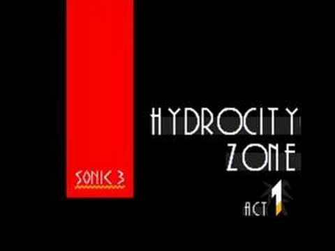 This is the music for act 1 of the Hydrocity zone in Sonic 3.