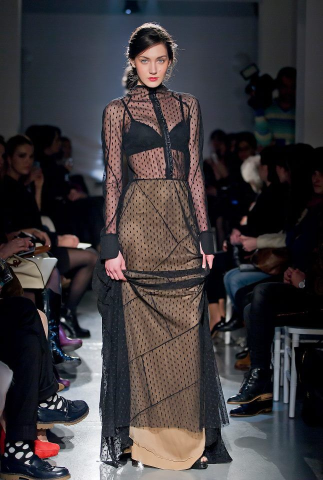 PARLOR #fashion #silk #dress #parlor #silk #nude