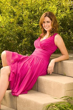 Apologise, Jenna fischer as pam gradually. You