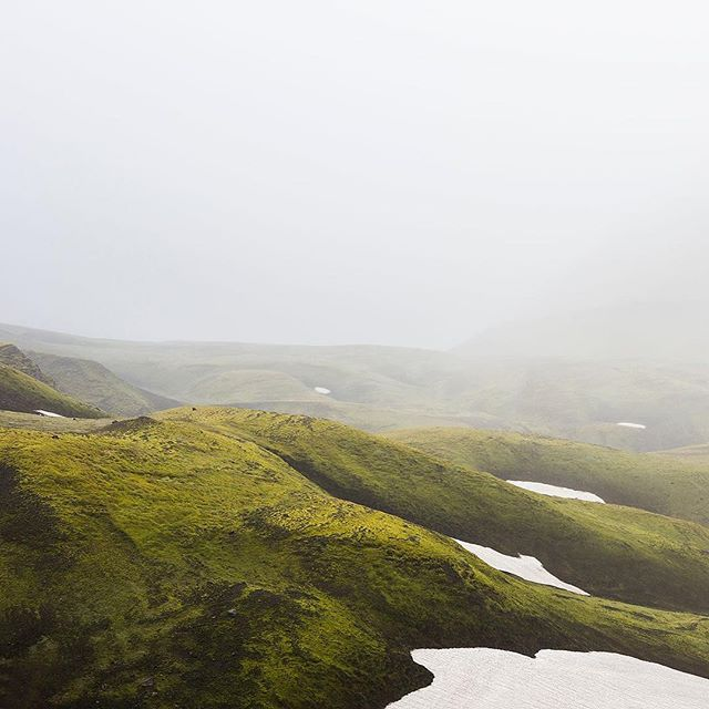 Head to the hills! The weekend is here.⠀Beautiful @onefineprint Christopher Tung print, titled Moss. ⠀ ⠀ ⠀ #iceland #hills #green #mountains #hiking #art #print #gicleeprinting  #decor #interiors #home #photographer #photographers #design #designer #home  #photography #home #interiors #interiorstyling ⠀