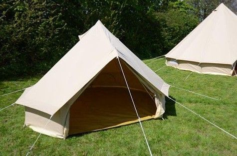 sibley 300 bell tent glamping  canvascampのテント  5万円+α 真ん中のポールがないらしい