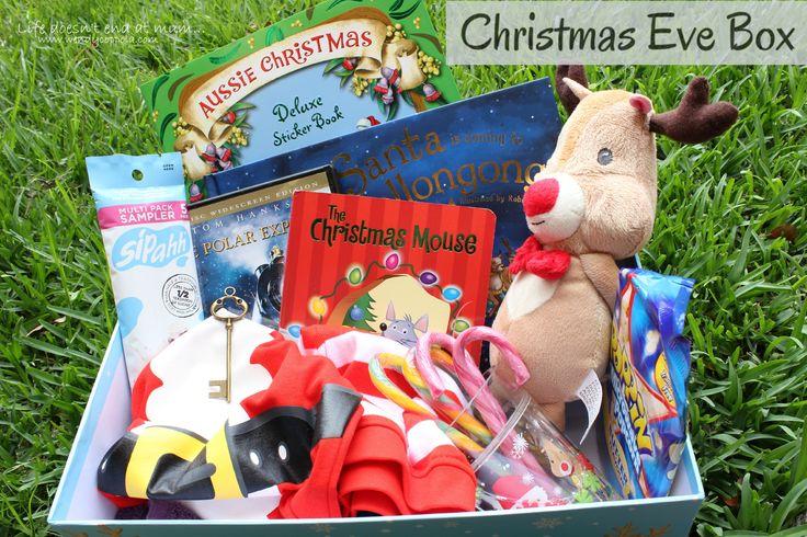 Christmas Eve Box - www.wendycoppola.com
