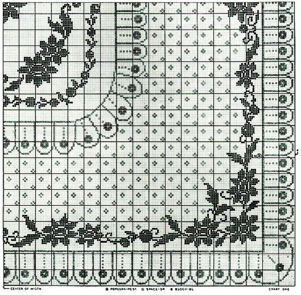 Cameo Bedspread | Crochet Patterns