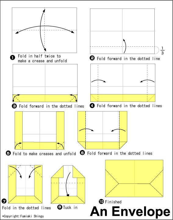 ... about origami on Pinterest : Valentines, Simple origami and Origami