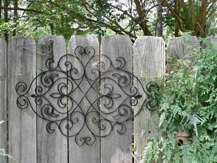 20 best wrought iron wall decor images on Pinterest | Wrought iron ...