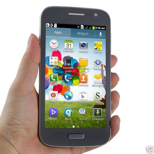 M-HORSE I9505+ Spreadtrum SC6820 Quad Band Smartphone Android 4.1.2 Dual SIM