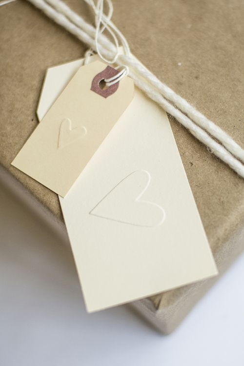 DIY EMBOSSED CARDS tutorial - excellent step-by-step photos & instructions on how to emboss your designs onto card stock from Erica Loesing of 'Yes Ma'am' courtesy of 'Design Sponge'.