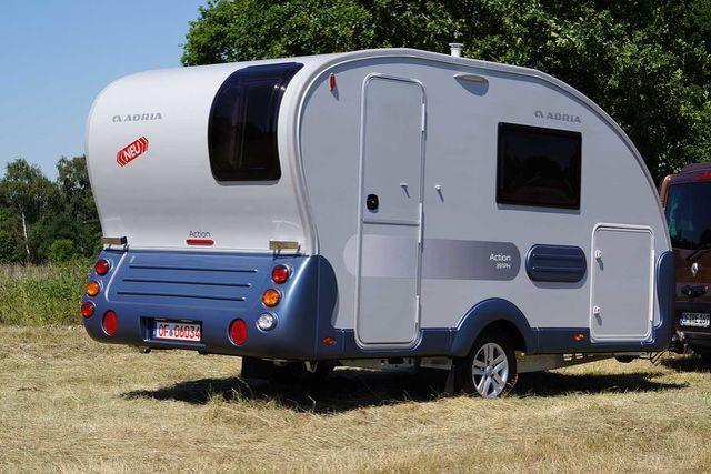 Adria Action 391 Ph 2018 Caravan Wohnwagen Neuheiten