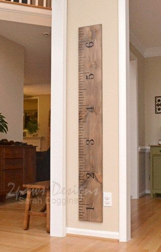 Ruler Growth Chart: Complete