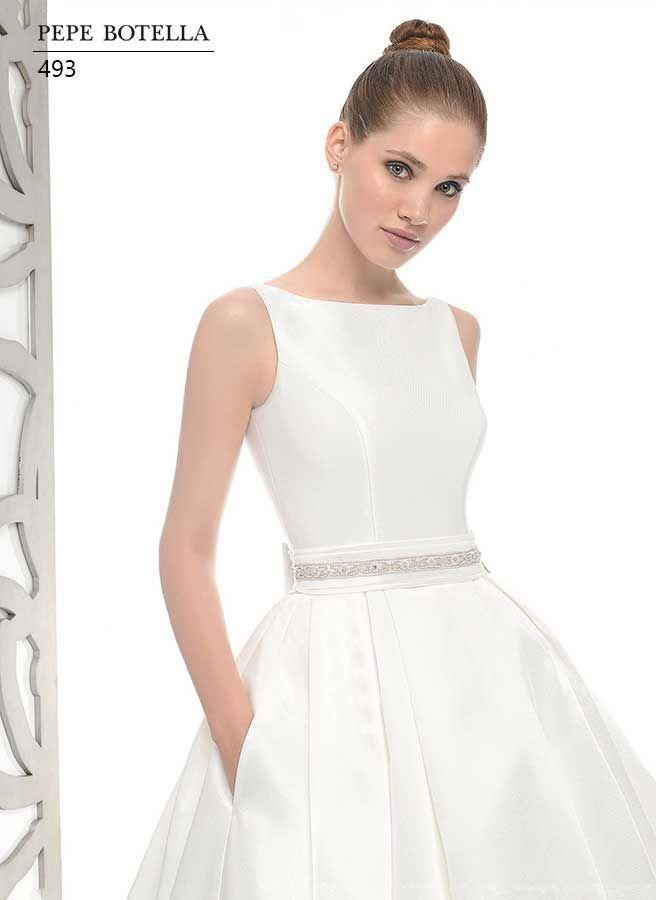 Vestidos de novia: Pepe Botella presenta una nueva colección para 2015