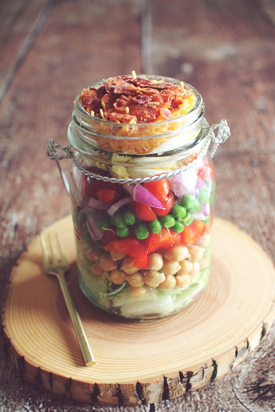 7 Layer Salad ~ 2 Ways!