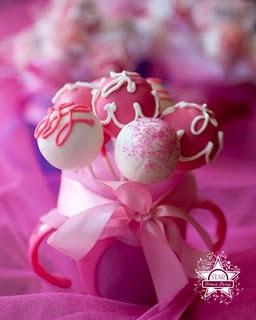 Kuchen cake pops