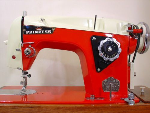 Kur Prinzess sewing machine - heavy duty - late 50s early 60s