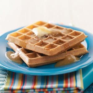 The BEST Easy Morning Waffle recipe I've found. really light and fluffy and great to freeze.