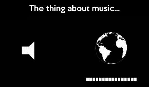 The thing about music…(gif) LOVE THIS!!!