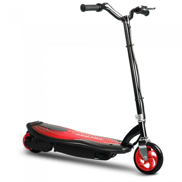Kids Electric Scooter - Red