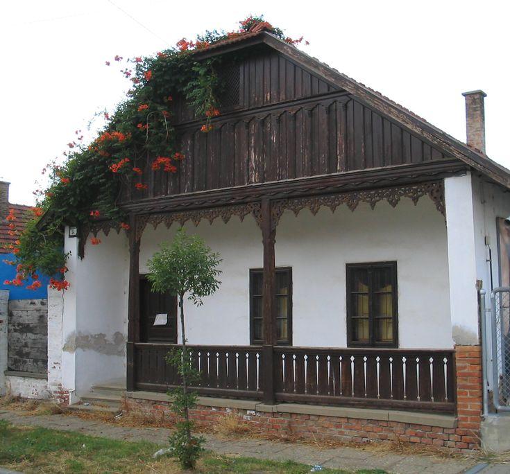 Podsztyenás házak I. - Csabai házak
