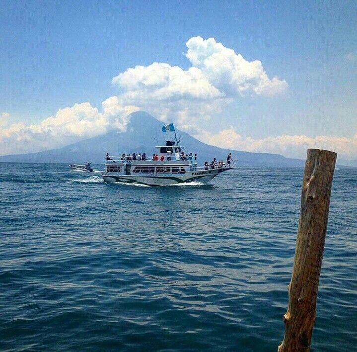 GuateAmala Lago Atitlán
