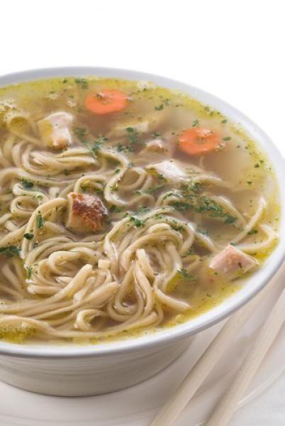 Суп из филе индейки рецепт