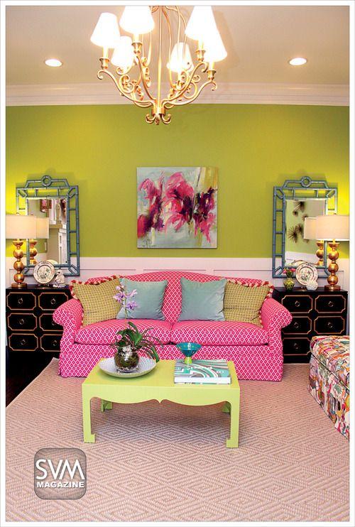 8 migliori immagini Salotti & soggiorni colorati ☏ su Pinterest ...