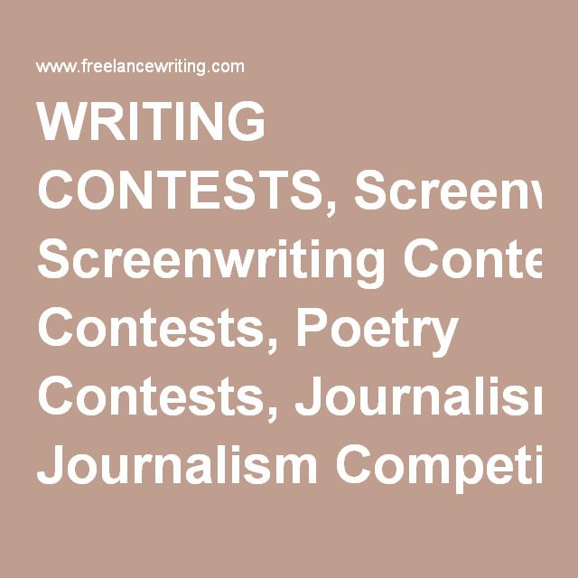 screenplay writing contests Shore scripts' screenwriting contest and screenplay written by bill mesce on the first day of teaching my first university creative writing class.