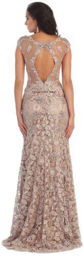 Novo Designer formal do laço vestido de noite vestido de baile Exclusivo Pageant Tapete Vermelho Festa
