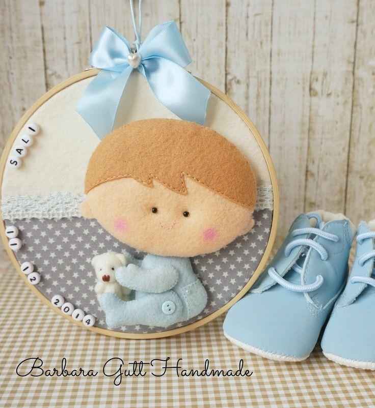 Barbara Handmade felt crafts