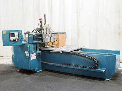 Our National Used Woodworking Machinery Listings - Week of March 20, 2017 include a... Used CNC Router - Standard – Model SR-843 - 4 ft x 8 ft - $17,500 Used Lantech Automatic Stretch Wrapper - Model 200/40 – Call for Pricing. See our complete listings of used woodworking machinery - http://www.preownedwoodworkingmachinery.com/index.php/this-weeks-listings-of-used-woodworking-machinery.html
