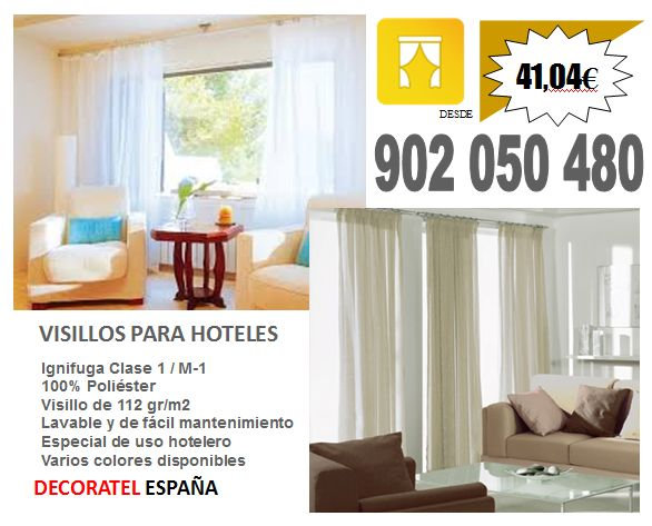 17 images about cortinas para hoteles on pinterest for Cortinas espana