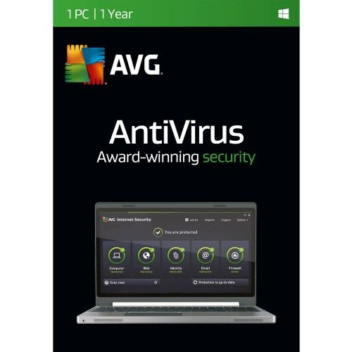Avg Antivirus for one user and one year - Simple to use and remove viruses. #avg #antivirus #security #avgantivirus #removevirus #software #pcsecure