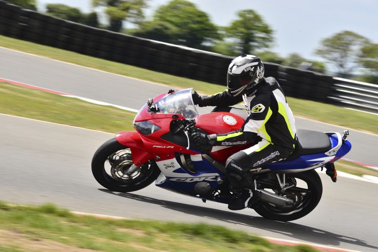 Track day at snetterton
