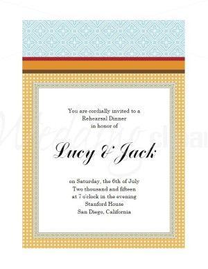 25 cute dinner invitation wording ideas on pinterest wedding rehearsal dinner invitation wording stopboris Gallery