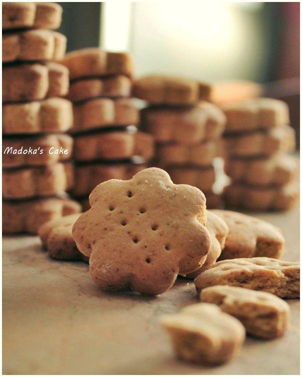 biscotti con farina di zucca cookies with pumpkin flour