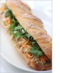Excellent Recipe For Home Made Banh Mi No Need To Worry If You Can T Make It To A Vietnamese Sandwich Shop I Especially Like Using An Asian Chili Mayo With