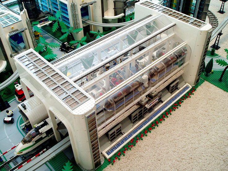 Lego city station                                                                                                                                                     Mehr