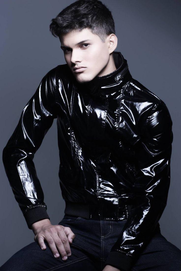 616 Best Shiny Mens Jackets Images On Pinterest  Mens -8589