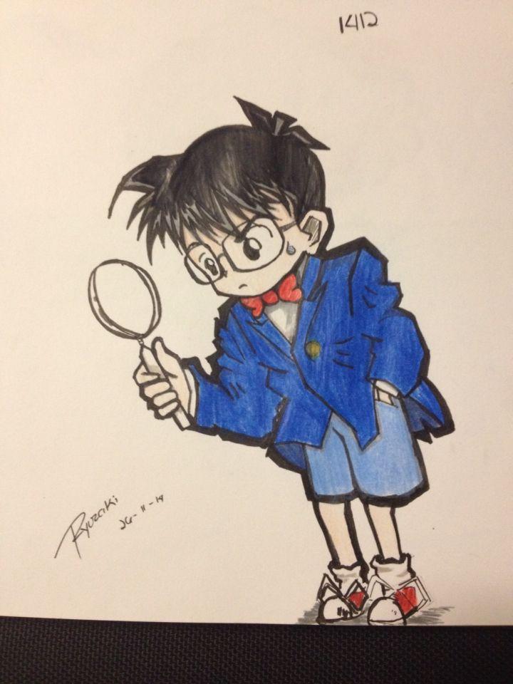 Edogawa Conan : Detective Conan
