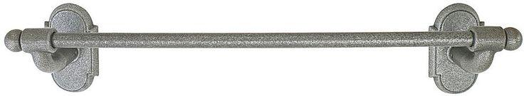 Wrought Steel Towel Bar | Rustic | Bath Hardware | Emtek Products, Inc.