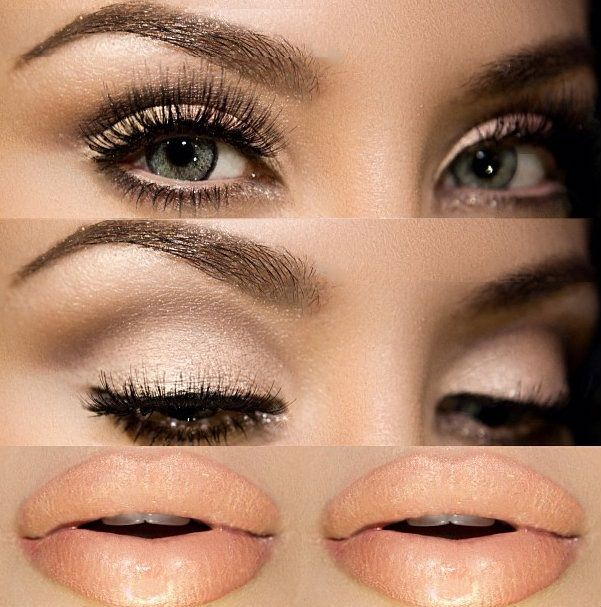 http://fashionandstyles.info/ojos maquillados