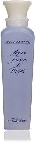 Oferta: 13.95€. Comprar Ofertas de Adolfo Dominguez - Agua fresca de rosas - Gel suave perfumado de baño - 500 ml barato. ¡Mira las ofertas!