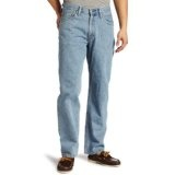 Levi's Men's 550 Relaxed Fit Jean, Light Stonewash, 34x29 (Apparel)By Levi's