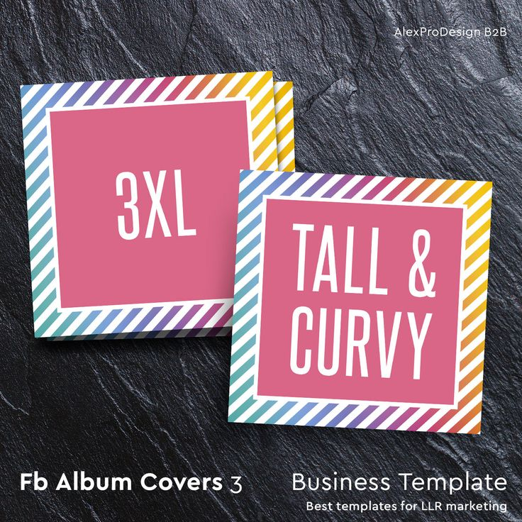 Facebook Album Covers, 5x5 inches, 27 items, Size card, for LuLa Retailer & Consultant, LLR Marketing, Instant Download, Album Covers #3 by AlexProDesignB2B on Etsy