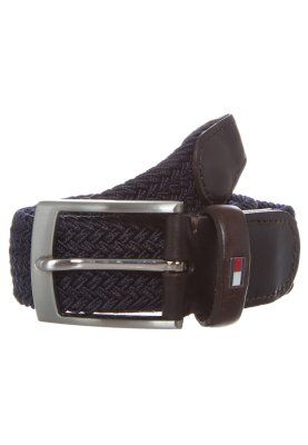 ADAN - Cintura intrecciata - blu