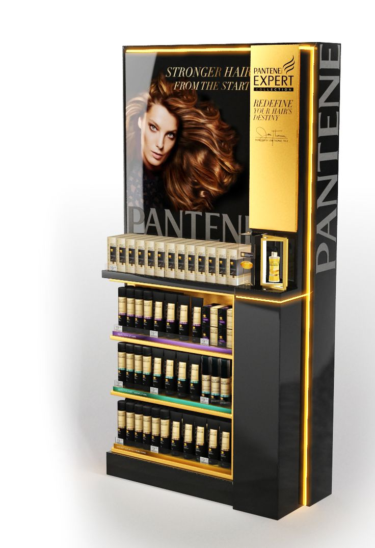 Lançamento Pantene on Behance