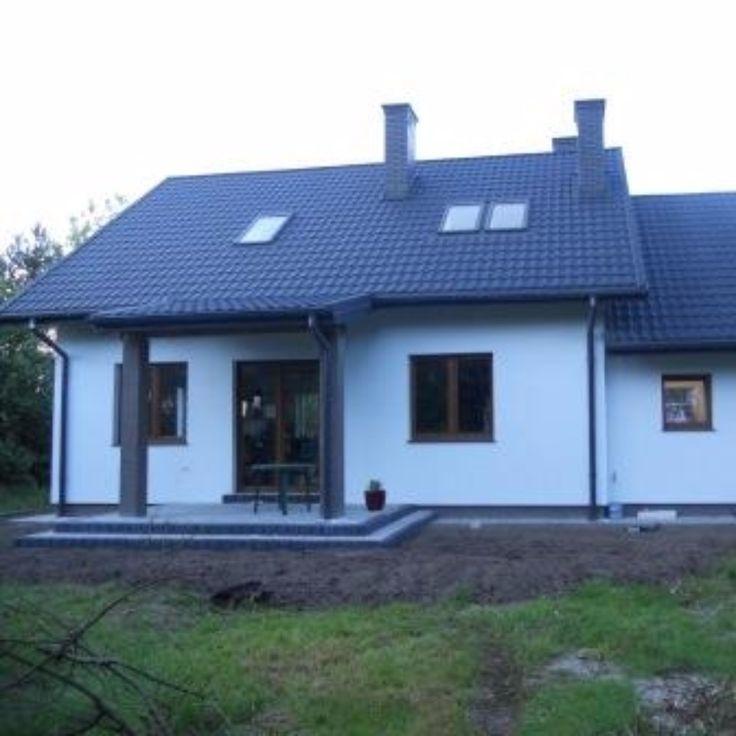 🏡 na podstawie projektu #mgprojekt Zobacz inne realizacje domów z @MGProjekt na http://www.mgprojekt.com.pl/?utm_content=buffer4a6e9&utm_medium=social&utm_source=pinterest.com&utm_campaign=buffer 👇