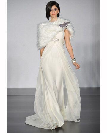 Priscilla of Boston Platinum   Platinum by Priscilla of Boston, Spring 2010 Collection - Martha ...