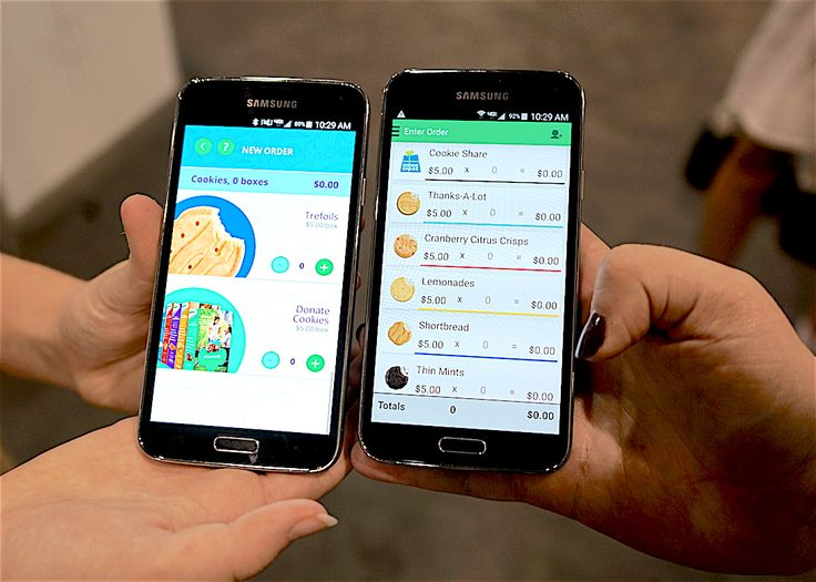 Meet Digital Cookie 2.0, the app that wants to help you find Girl Scout Cookies while encouraging young girls to get into STEM fields.
